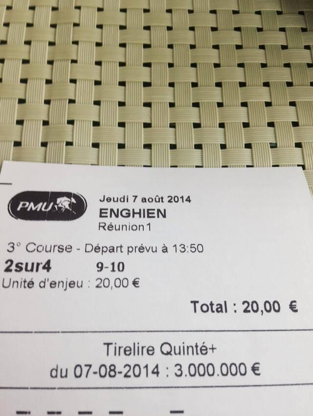 142 € de gains
