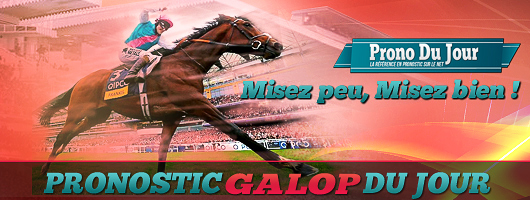 Pronostic quinté, galop à chantilly