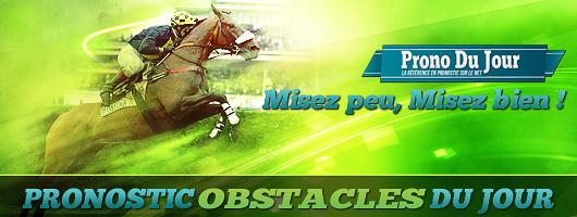 Pronostic pick 5 à Auteuil